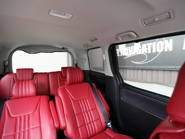 80 VOXY 80ヴォクシー専用 ワンタッチシェード リア5面セット