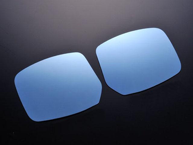 E52エルグランド専用 ブルーミラーレンズ(ミラーデカール2枚セット)  【シックスセンス ショップ】