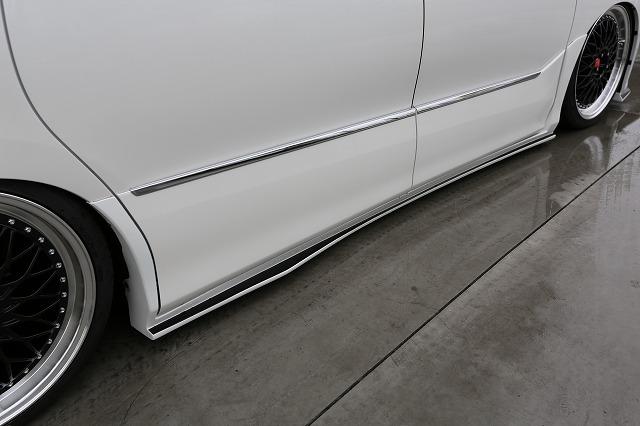 50エスティマ4型アエラス サイドステップ FRP未塗装 エスティマ ESTIMA  【シックスセンス ショップ】