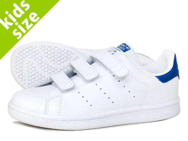 adidas stan smith cf white blue