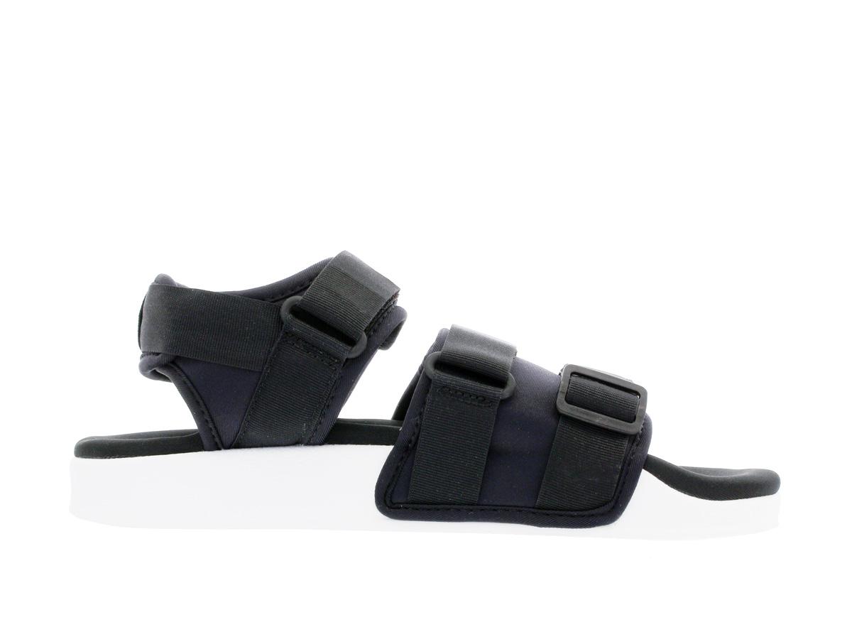adidas ADILETTE SANDAL阿迪达斯阿迪莱塔凉鞋BLACK/WHITE
