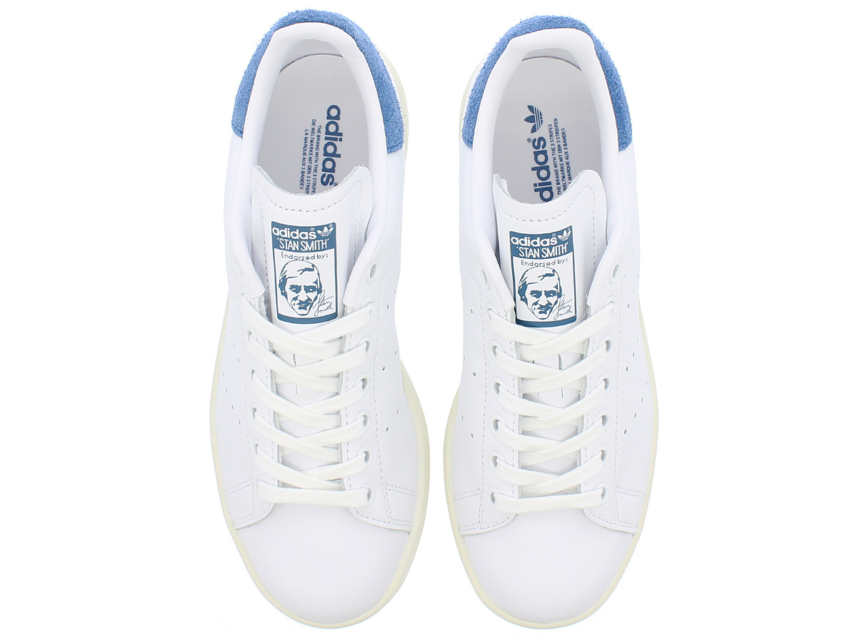 adidas STAN SMITH W阿迪达斯Stan Smith W RUNNING WHITE/CORE BLUE