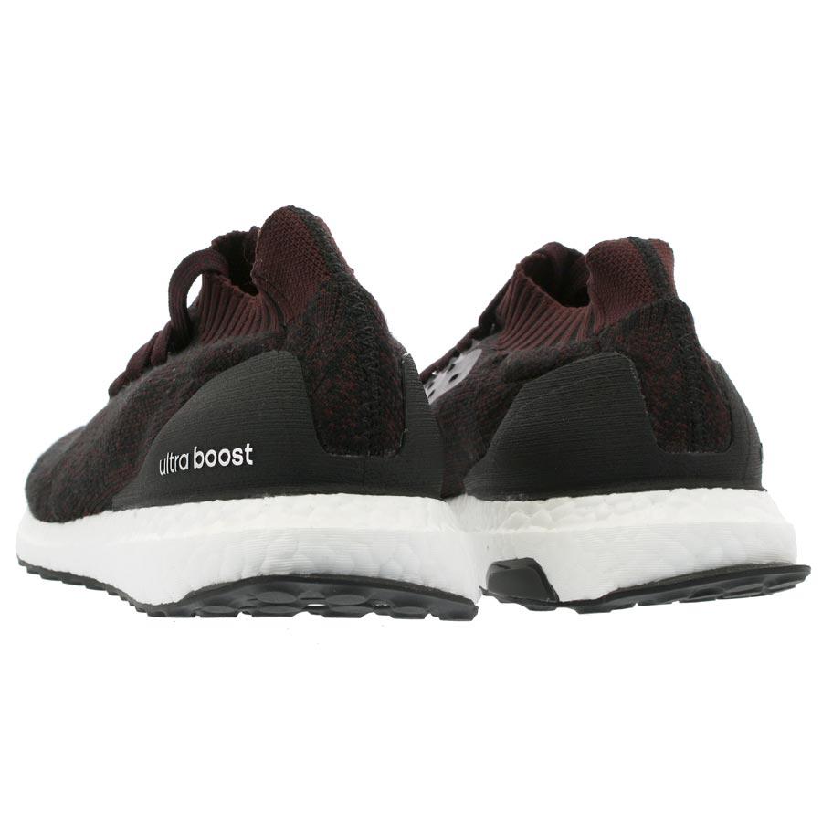 45f1dd23208b8 adidas ULTRA BOOST UNCAGED Adidas ultra boost Ann caged wool CORE BLACK DARK  BURGUNDY