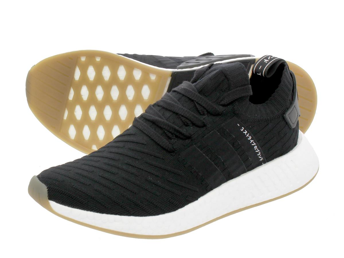 【毎日がお得!値下げプライス】 adidas NMD_R2 PK 【adidas Originals】 アディダス ノマド NMD_R2 PK CORE BLACK/CORE BLACK/CORE BLACK