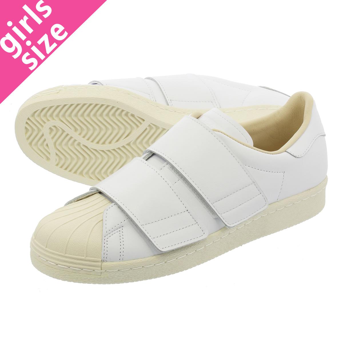 adidas SUPERSTAR 80s VELCRO W Adidas superstar 80s Velcro W RUNNING WHITE/RUNNING WHITE/LINEN