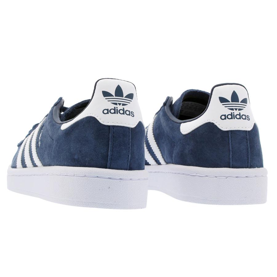 Adidas CAMPUS W Women Campus MINERAL BLUE RUNNING WHITE