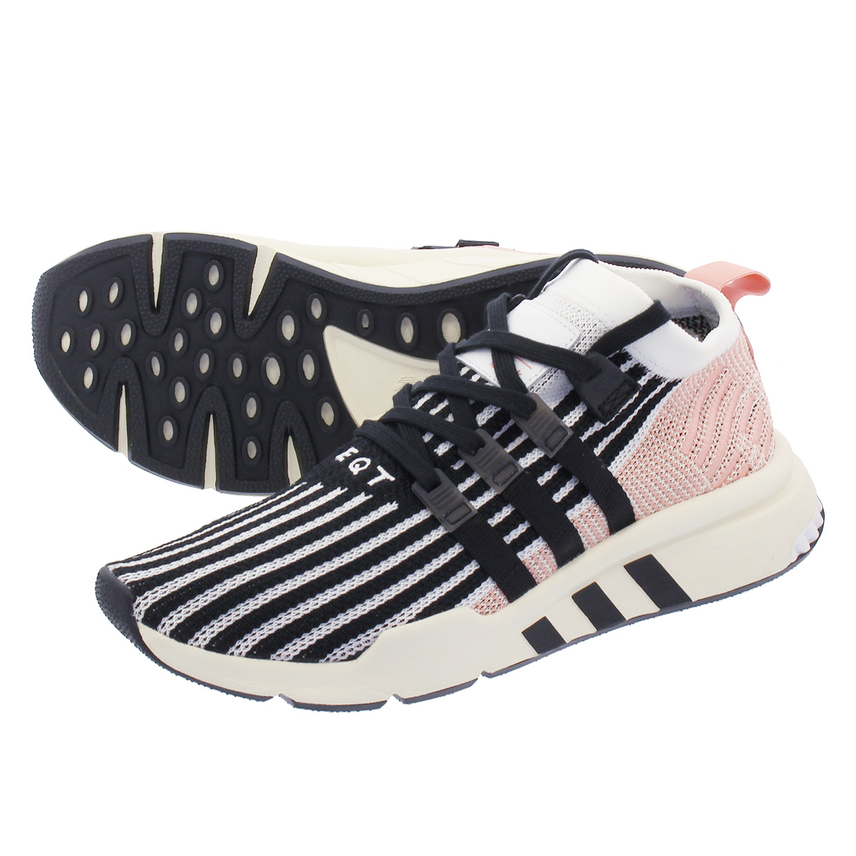 buy online 3d1a5 bce72 adidas EQT SUPPORT MID ADV PK Adidas EQT support mid ADV PK RUNNING  WHITE/CORE BLACK/TRACE PINK aq104