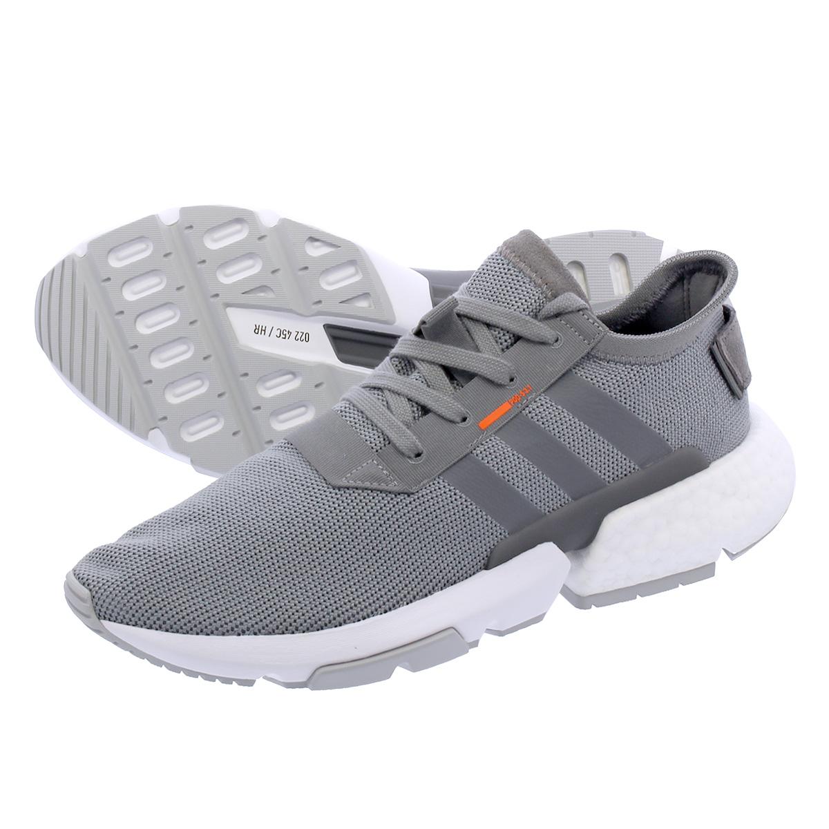 dc5b1c232751 adidas POD-S3.1 Adidas POD-S3.1 GREY THREE GREY THREE SOLAR ORANGE b37365