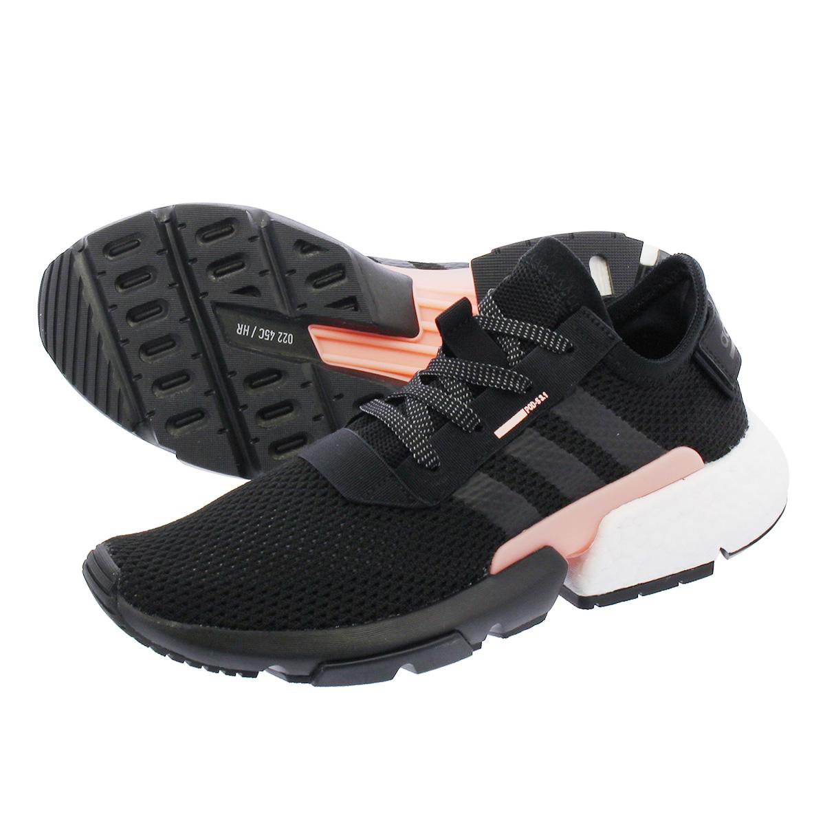 save off e9bdb f9cef LOWTEX PLUS adidas POD-S3.1 Adidas POD-S3.1 CORE BLACKCORE BLACKCLEAR  ORANGE b37447  Rakuten Global Market