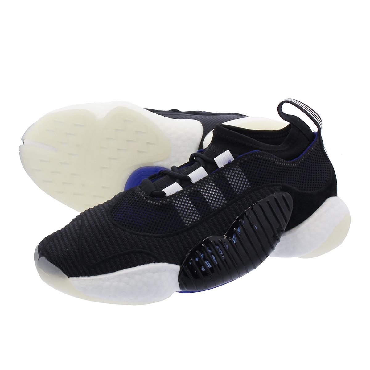 de955319b56 LOWTEX PLUS  adidas CRAZY BYW LVL II Adidas crazy BYW LVL II  BLACK PURPLE WHITE b37552