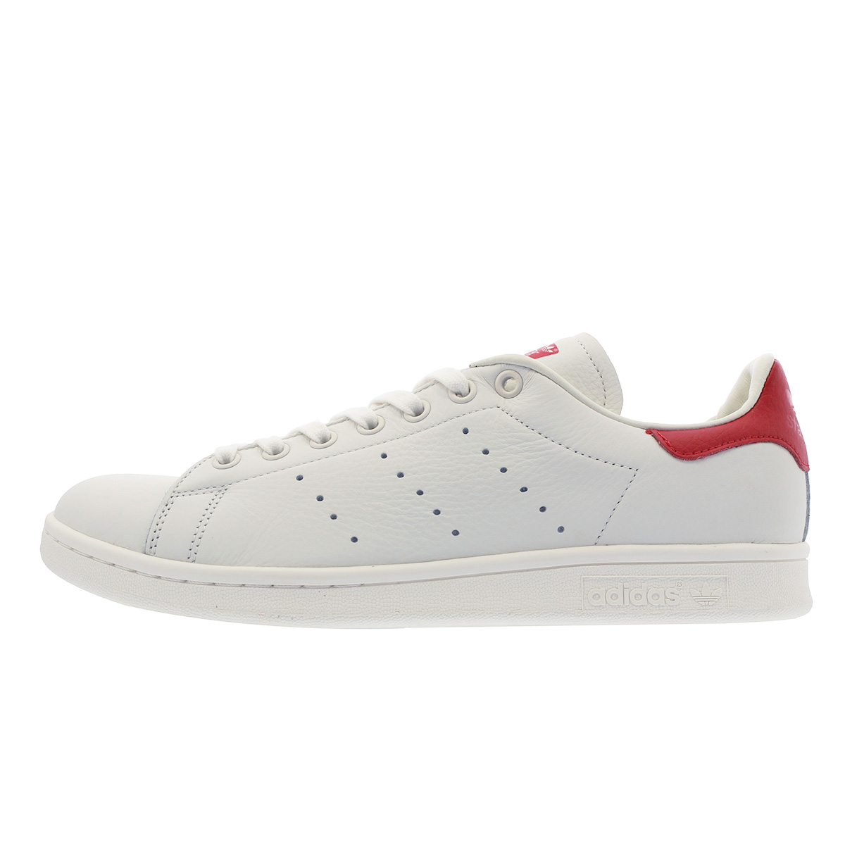 competitive price 0f061 9da17 adidas STAN SMITH Adidas Stan Smith CHALK WHITE SCARLET b37898