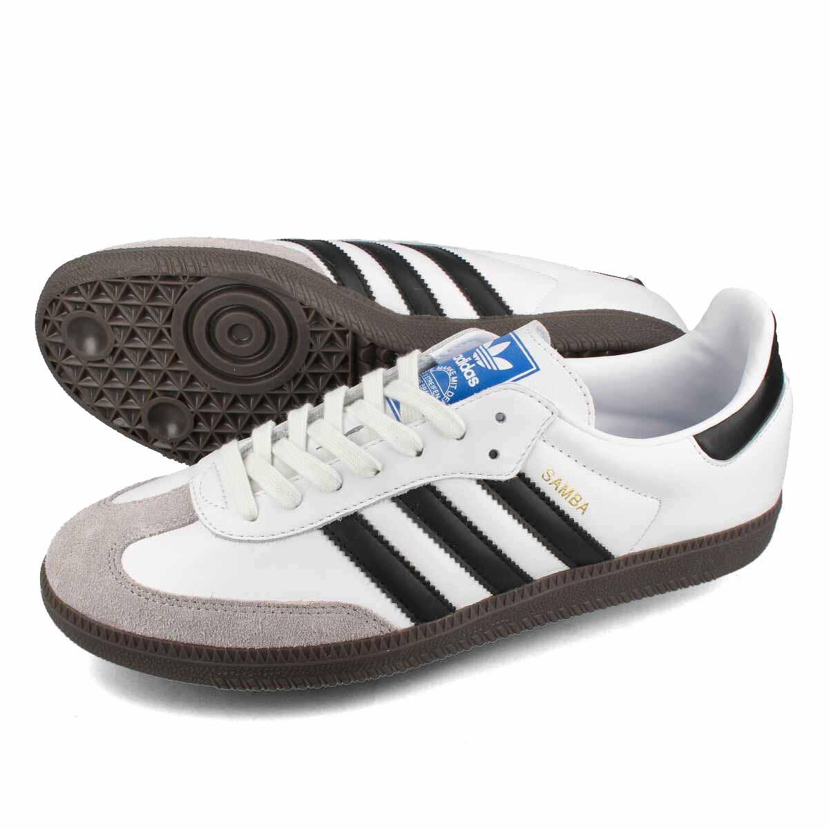 pretty nice d894b da389 adidas SAMBA OG Adidas samba OG RUNNING WHITE CORE BLACK CLEAR GRANITE