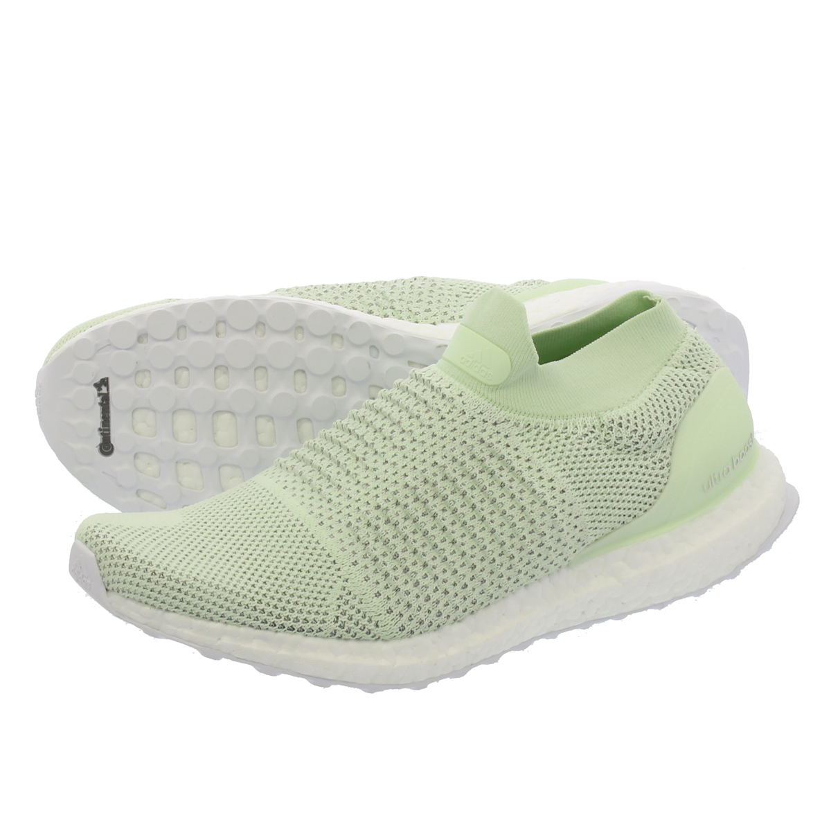 34b422f3e6f2 LOWTEX PLUS  adidas UltraBOOST LACELESS LTD Adidas ultra boost raceless LTD  ASH GREEN AERO GREEN RUNNING WHITE