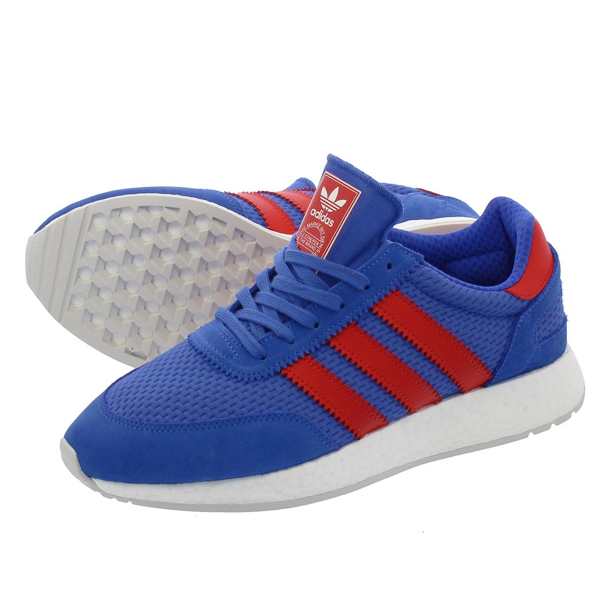 【毎日がお得!値下げプライス】 adidas I-5923 INIKIRUNNER 【adidas Originals】 アディダス I-5923 イニキランナー HI-RES BLUE/SOLAR RED/GREY ONE d96605
