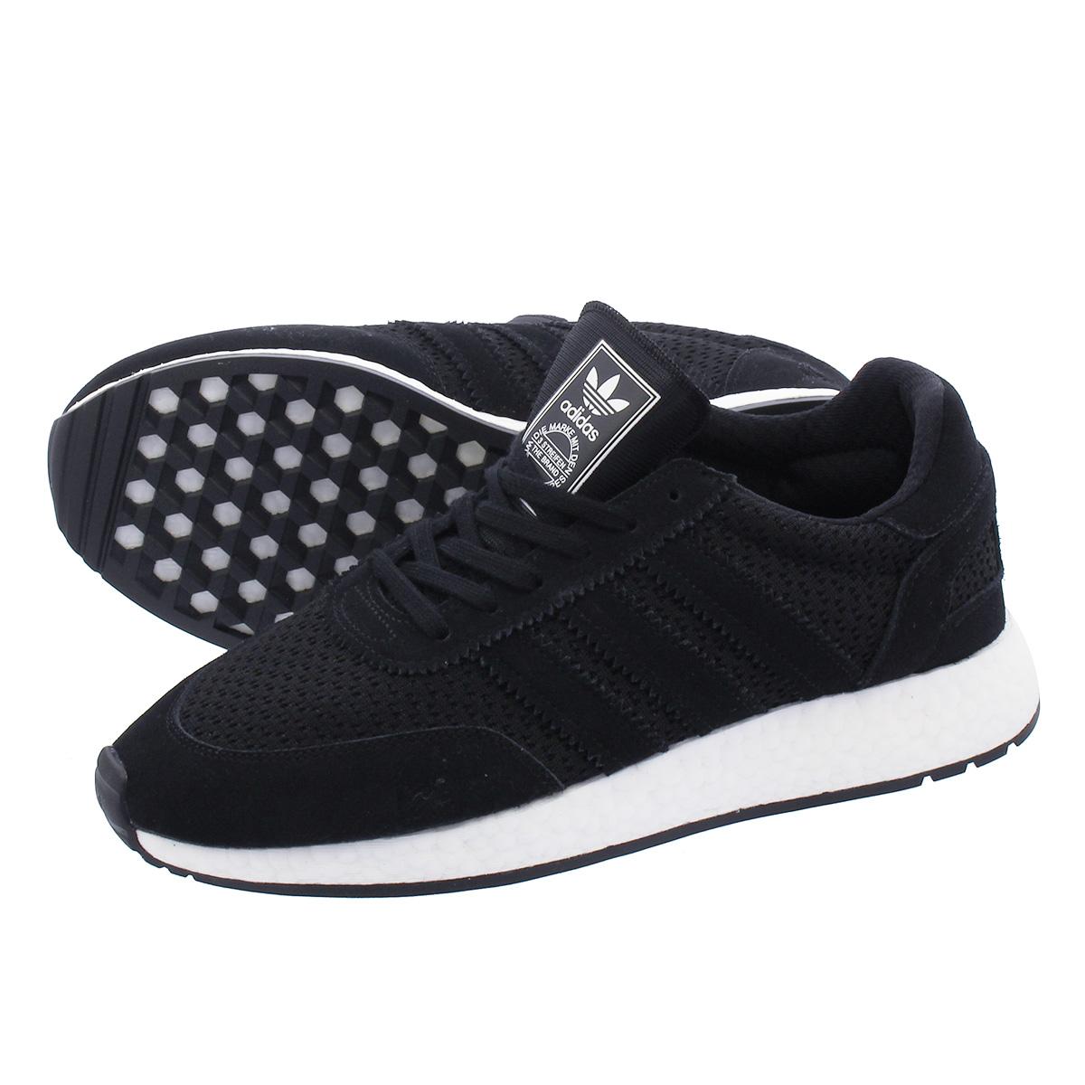 LOWTEX PLUS  adidas I-5923 INIKIRUNNER Adidas I-5923 イニキランナー CORE BLACK CORE  BLACK WHITE d96608  ce0a98f9f