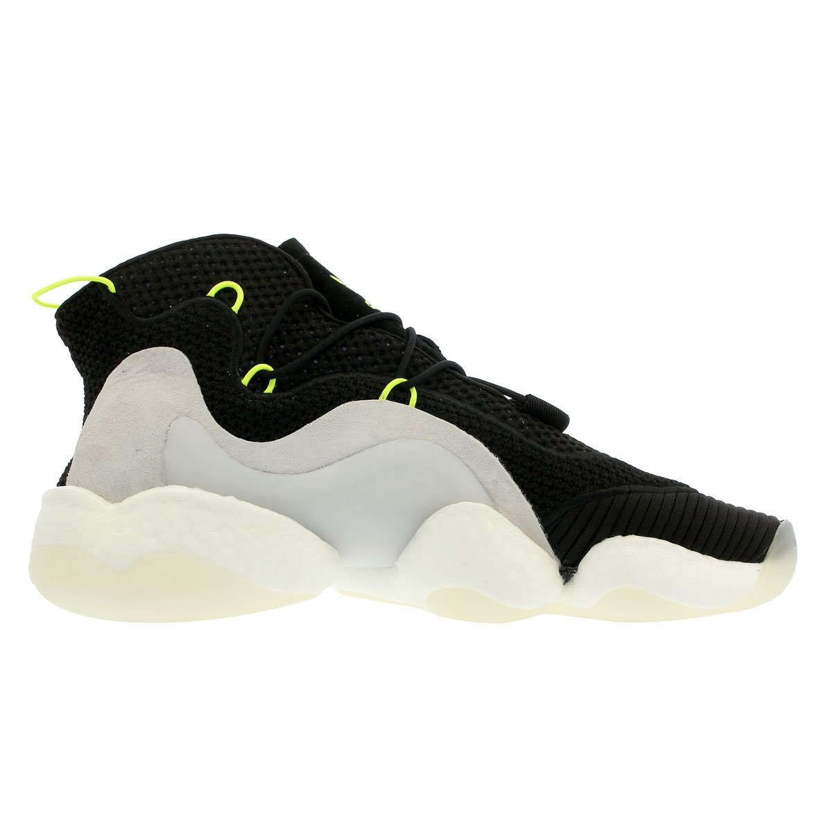 sale retailer 1d563 13cec LOWTEX PLUS adidas CRAZY BYW LVL I Adidas crazy BYW LVL I CORE BLACKRUNNING  WHITESOLAR YELLOW b37549  Rakuten Global Market