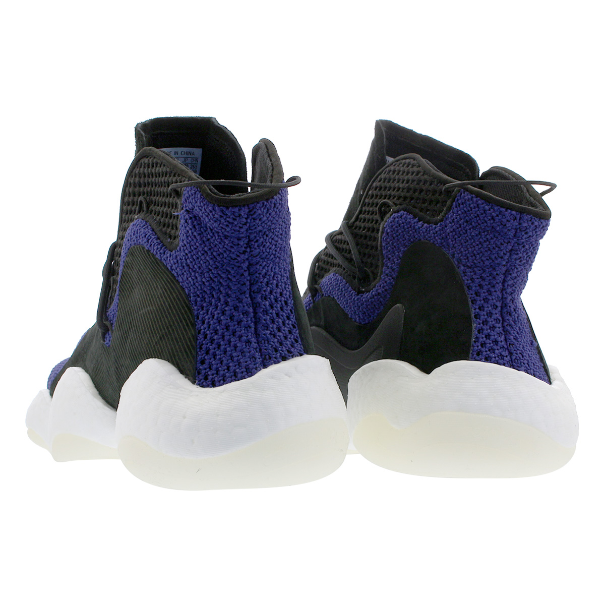 on sale 04d28 3742f adidas CRAZY BYW LVL I Adidas crazy BYW LVL I REAL PURPLECORE  BLACKRUNNING WHITE b37550
