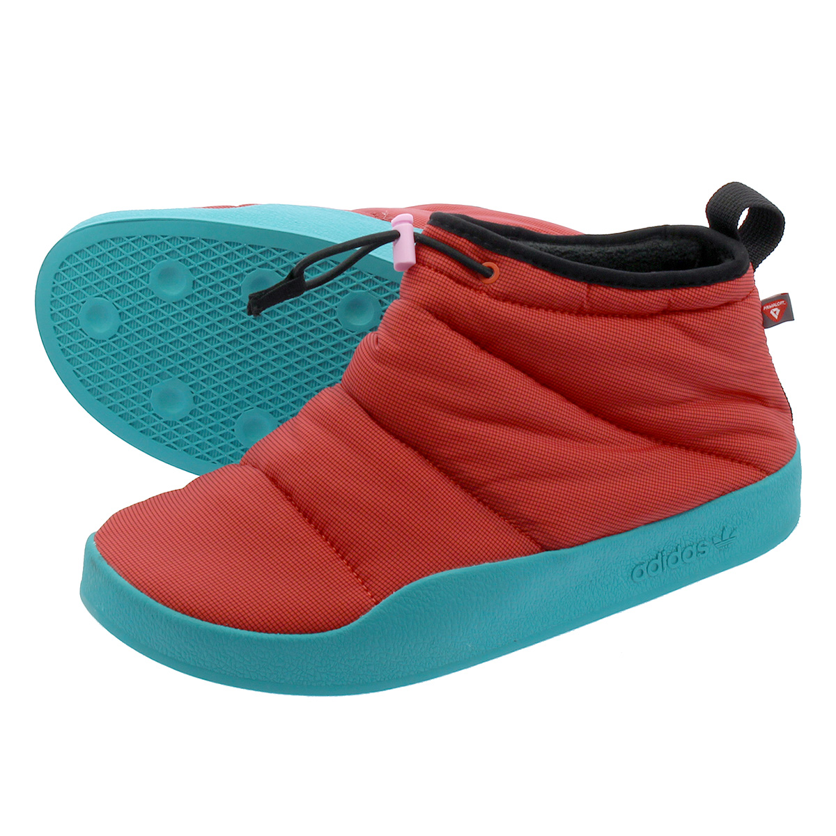adidas ADILETTE PRIMA アディダス アディレッタ プリマ BRIGHT RED/CORE BLACK/ENERGY INK bb8102