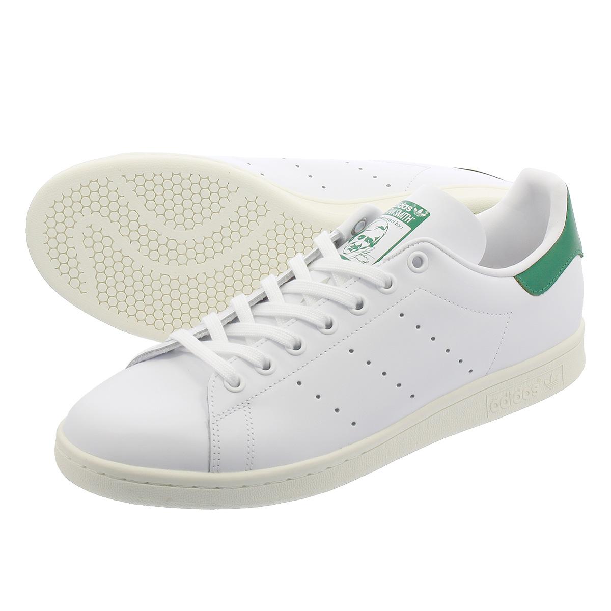 【毎日がお得!値下げプライス】 adidas STAN SMITH 【adidas Originals】【メンズ】【レディース】 アディダス スタンスミス RUNNING WHITE/OFF WHITE/BOLD GREEN bd7432