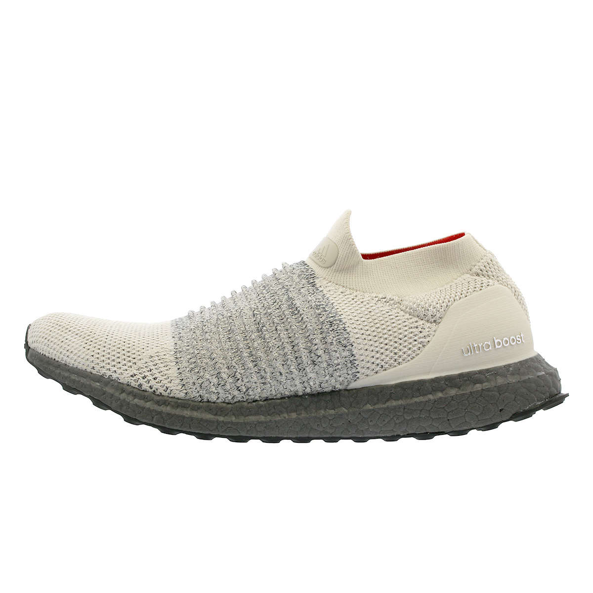 adidas UltraBOOST LACELESS Adidas ultra boost raceless CLEAR BROWNCLOUD WHITECARBON cm8263