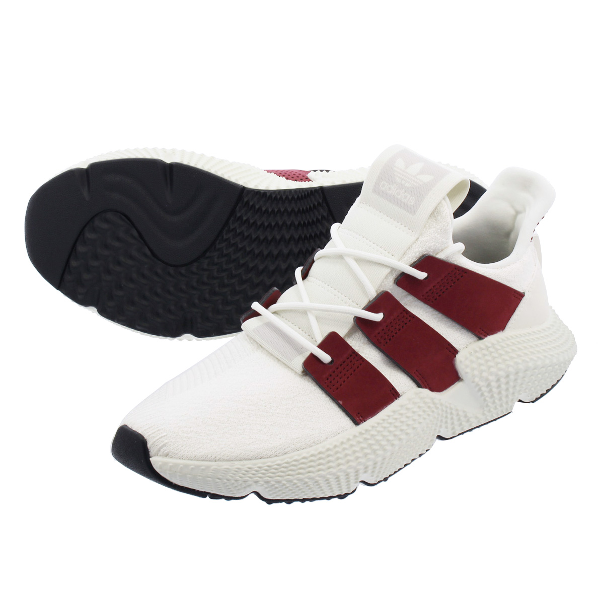 adidas PROPHERE アディダス プロフィア CLOUD WHITE/NOBLE MAROON/CORE BLACK d96658