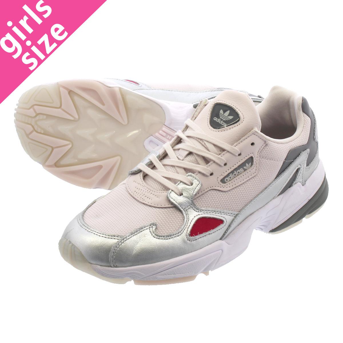 promo code 5183f ef735 LOWTEX PLUS adidas ADIDASFALCON W LL Adidas Adidas falcon women LL ORCHID  TINTORCHID TINTSILVER MET d96757  Rakuten Global Market