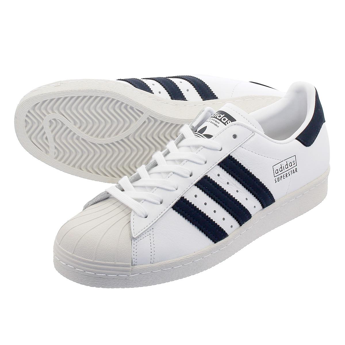 oben adidas SUPERSTAR 80s Adidas superstar 80s RUNNING WHITECOLLEGE NAVYCRYSTAL WHITE ee8778  großer Rabatt