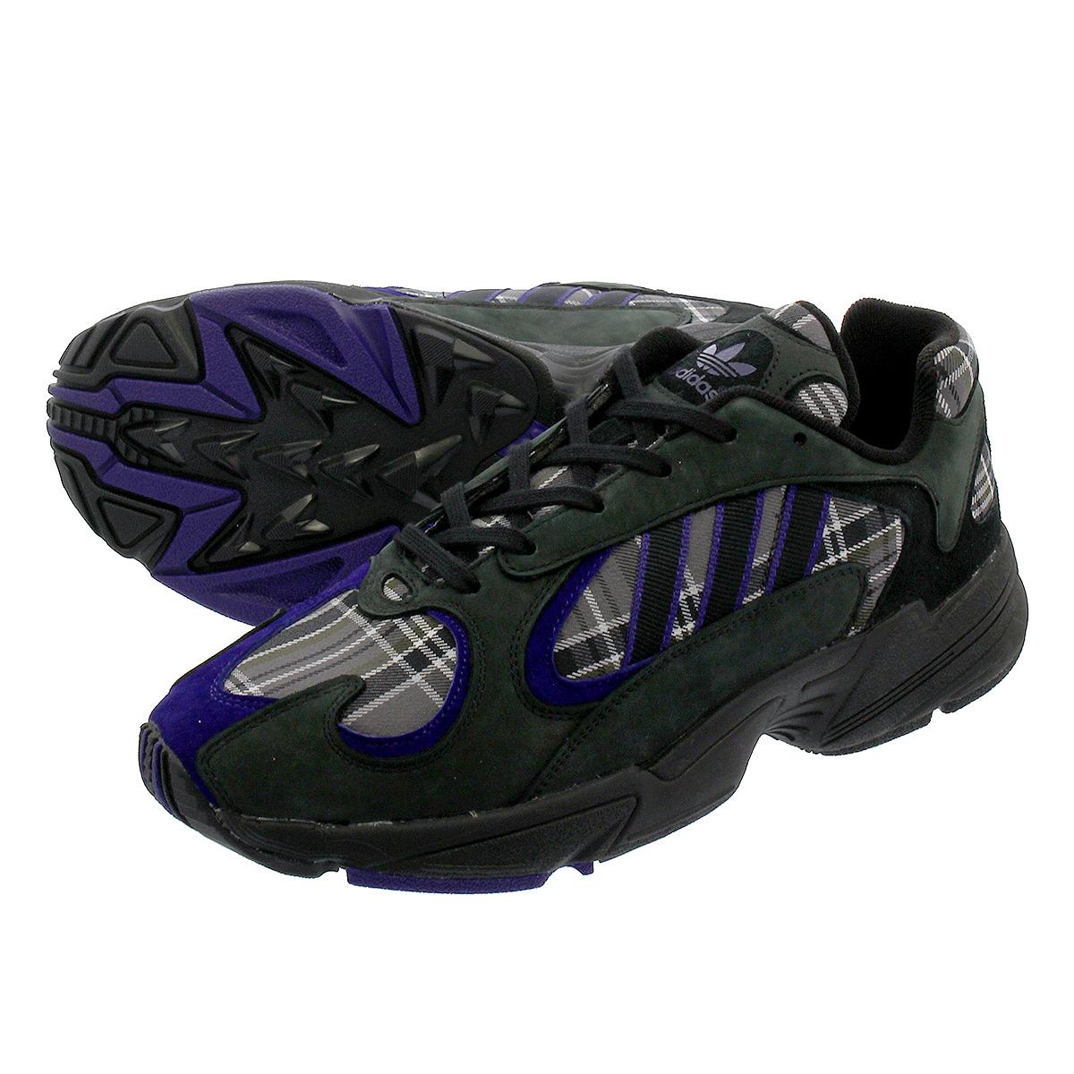 【毎日がお得!値下げプライス】 adidas YUNG-1 【adidas Originals】 アディダス ヤング 1 CORE BLACK/COLLEGE PURPLE/CORE BLACK ef3965