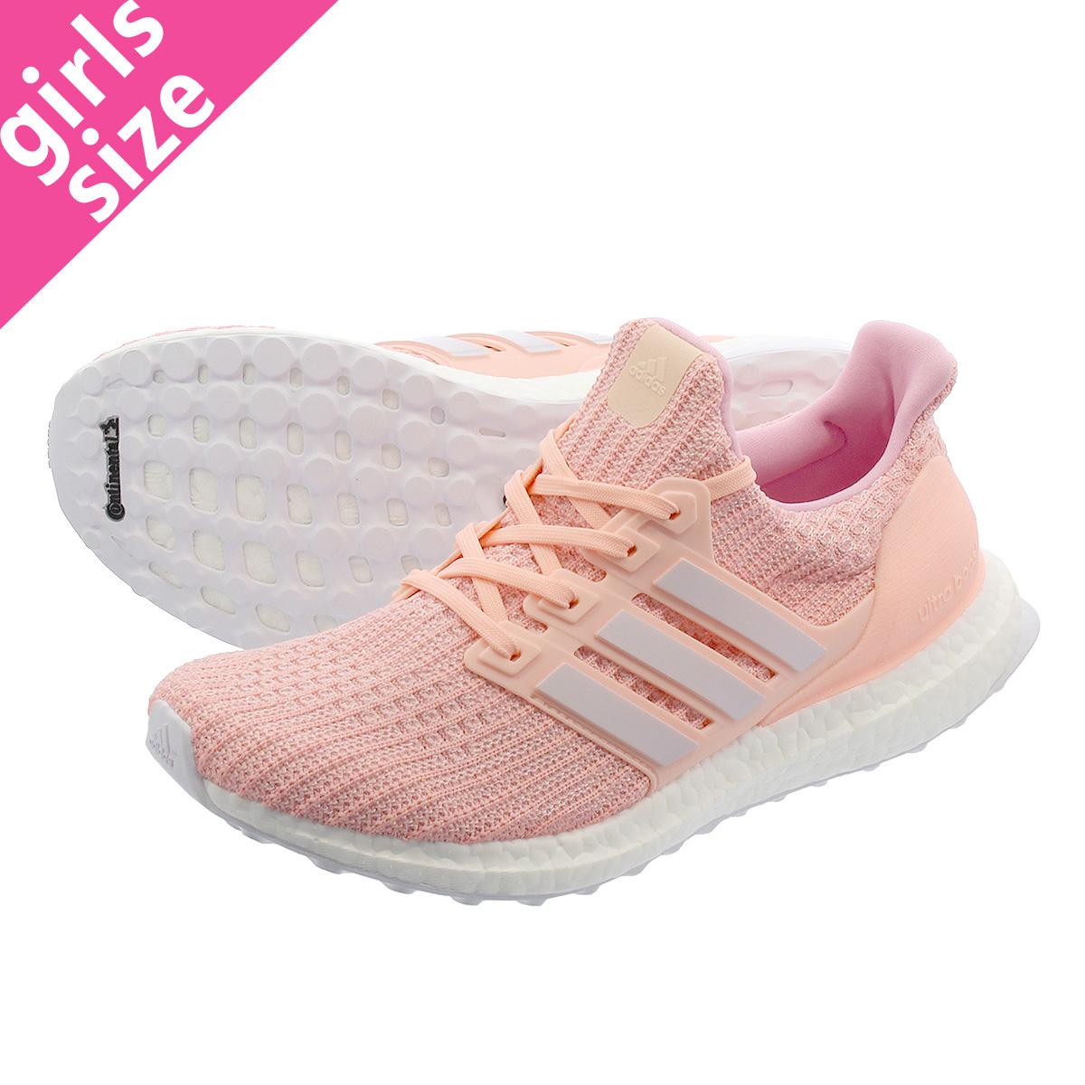 【お買い物マラソンSALE】 【大人気の女の子サイズ♪】 adidas ULTRA BOOST W アディダス ウルトラ ブースト W CLEAR ORANGE/ORCHID TINTO f36126