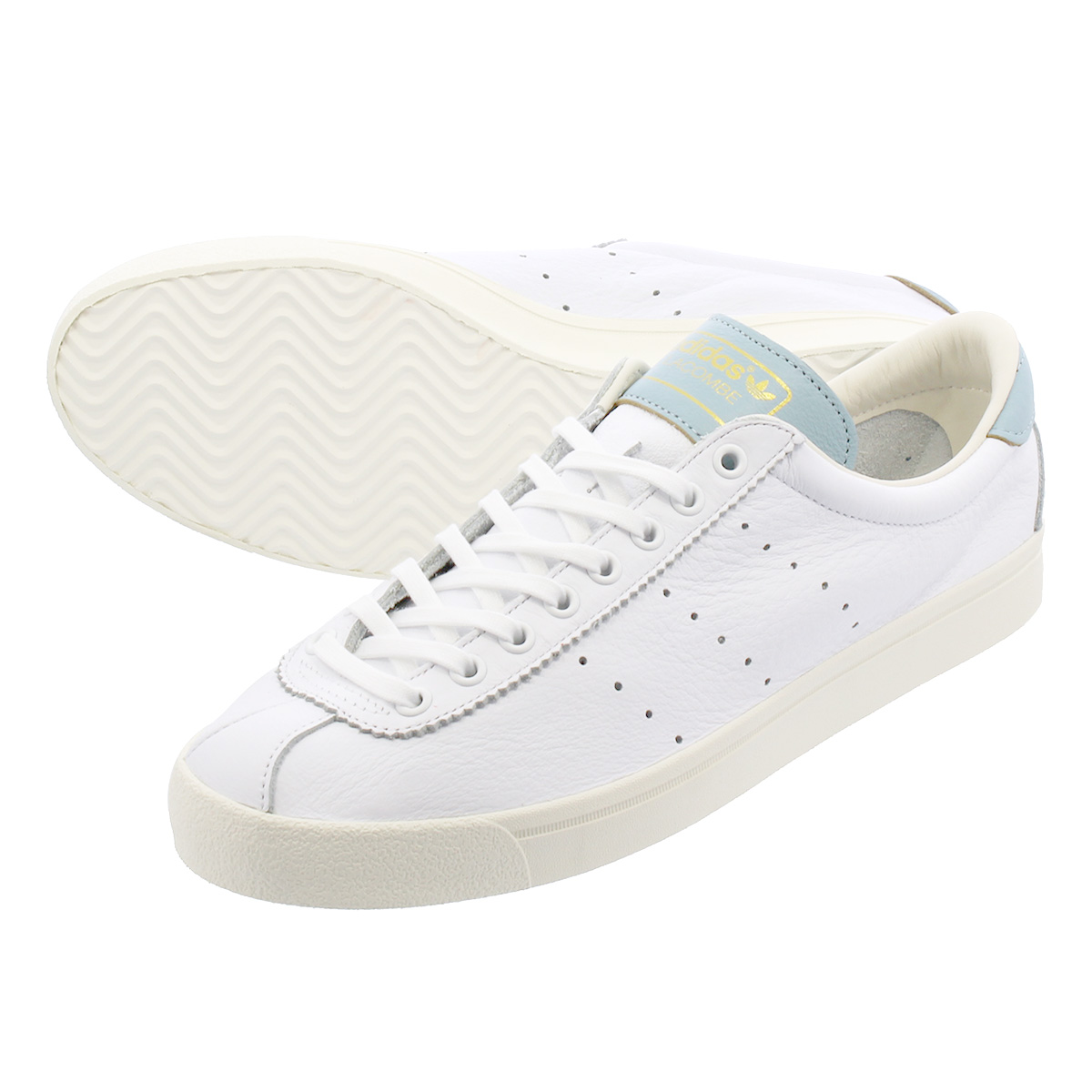 adidas LACOMBE アディダス ラクーム RUNNNIG WHITE/ASH GREY/OFF WHITE bd7609