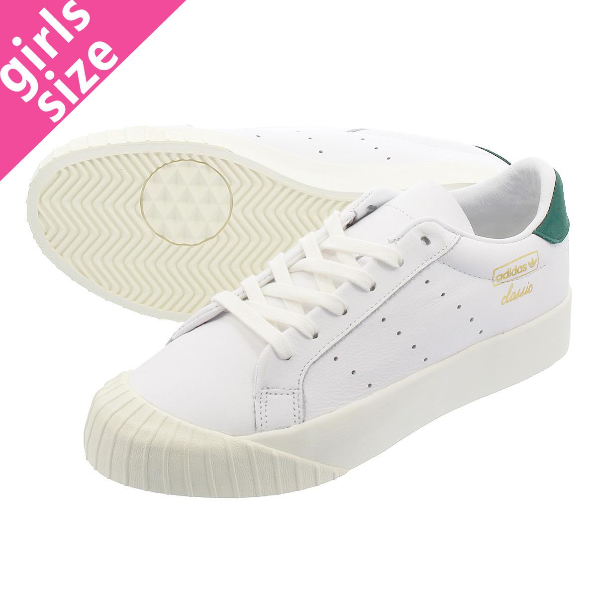 e78658979bd0d8 adidas EVERYN W Adidas Ebb phosphorus women RUNNING WHITE RUNNING WHITE COLLEGIATE  GREEN cg6076