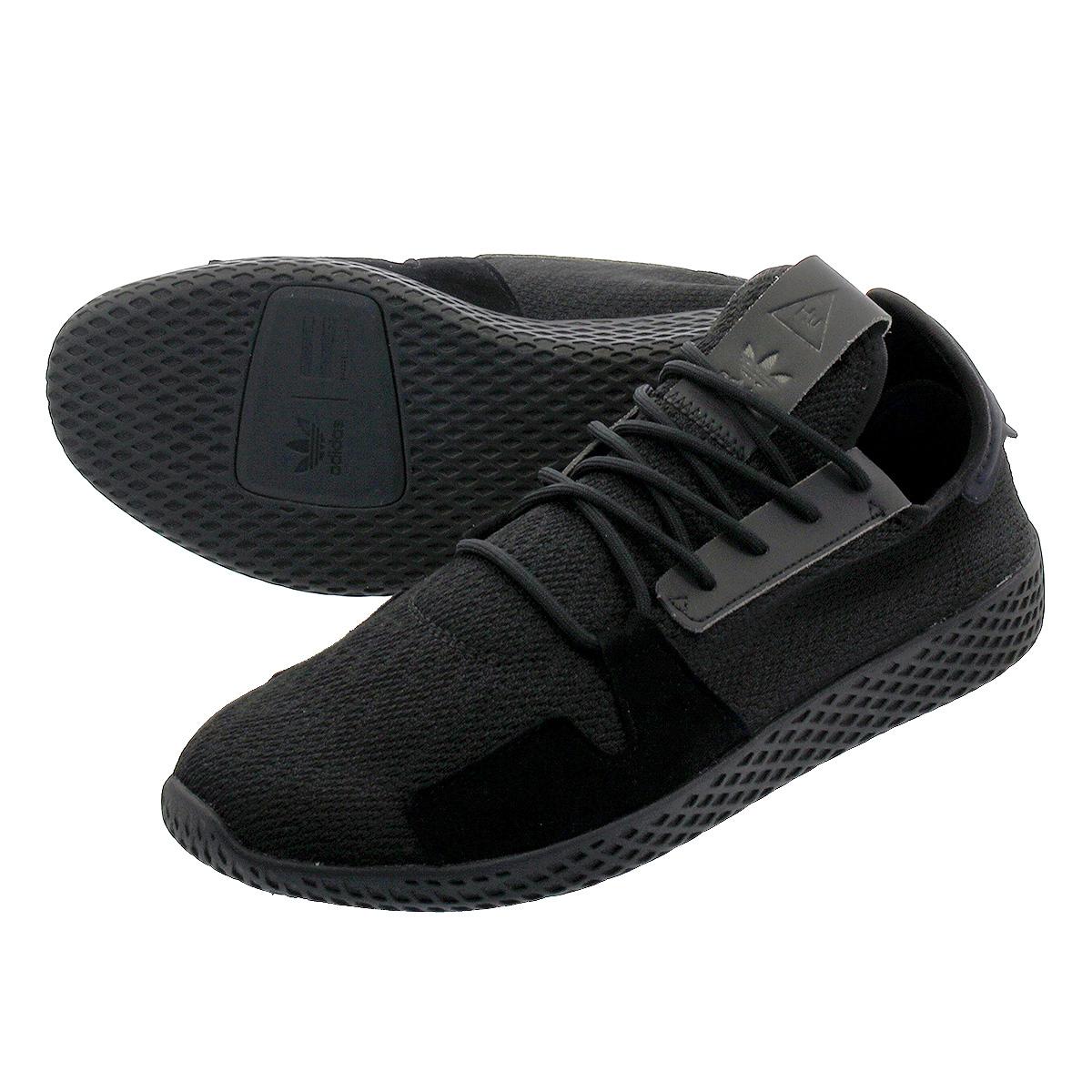 adidas PW TENNIS HU V2 【adidas Originals x PHARRELL WILLIAMS】 アディダス ファレル ウィリアムス テニス HU V2 CORE BLACK/CARBON/RUNNING WHITE db3326