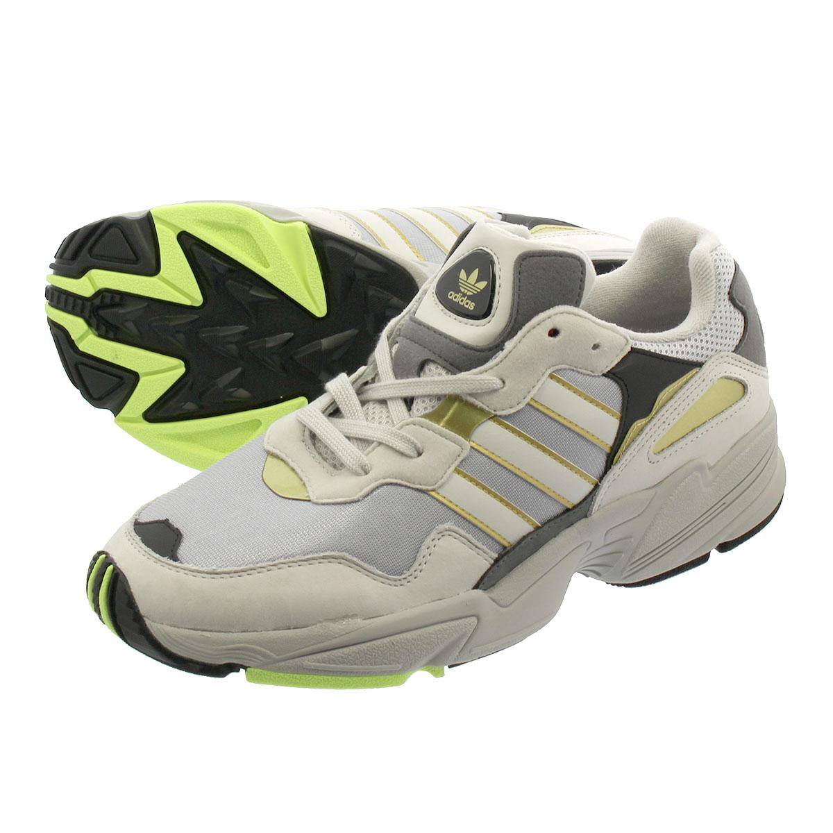 【4月11日(木)発売】 adidas YUNG-96 【adidas Originals】 アディダス ヤング 96 SILVER MET/GRAY/GOLD MET db3565