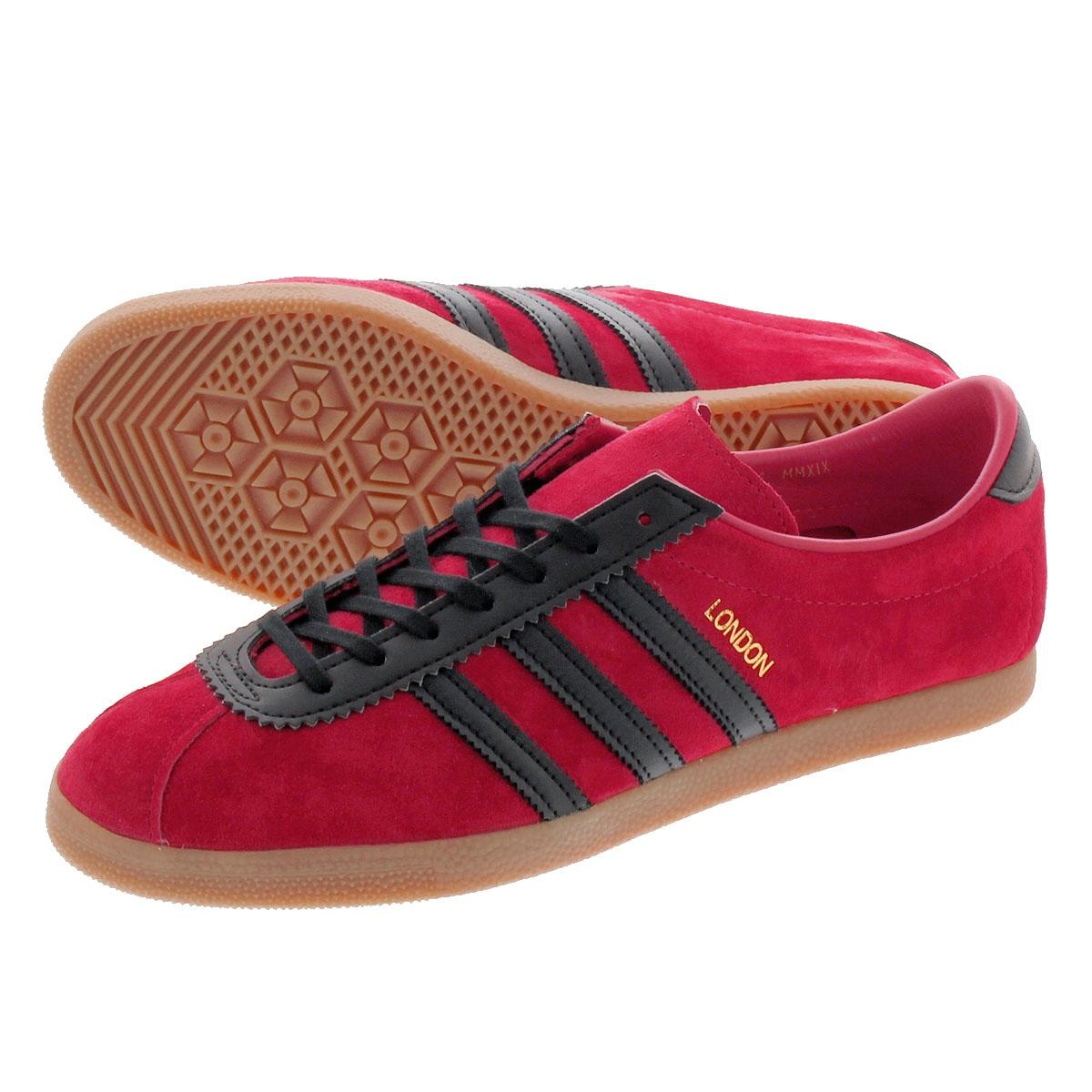 adidas LONDON Adidas London SCARLETCORE BLACKGOLE MET ee5723