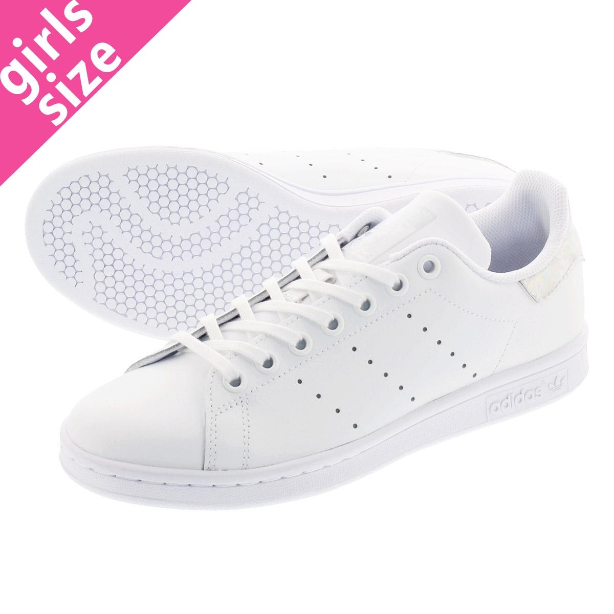 new arrival 66c0d e8787 adidas STAN SMITH J Adidas Stan Smith J WHITE/WHITE/BLACK ee8483