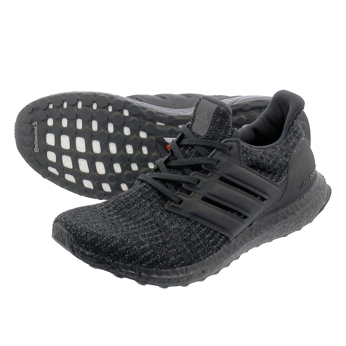 adidas ULTRA BOOST アディダス ウルトラ ブースト CORE BLACK/CORE BLACK/RED f36641