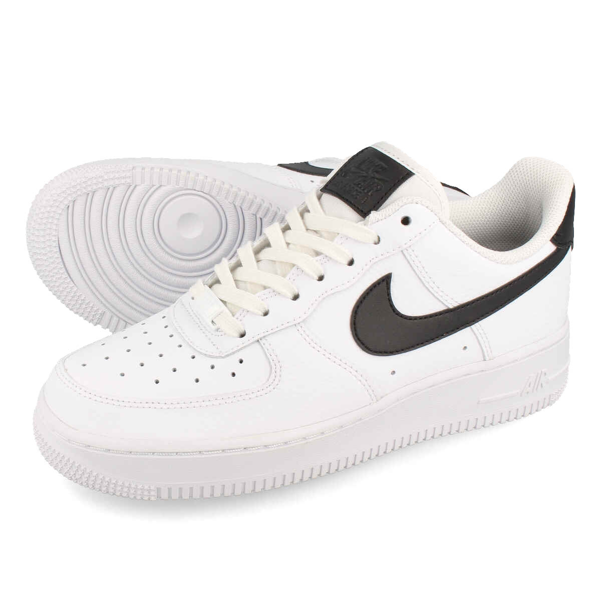 quite nice 95f3f e76b8 NIKE WMNS AIR FORCE 1 07 Nike women air force 1 07 WHITE WHITE BLACK 315,115 -152