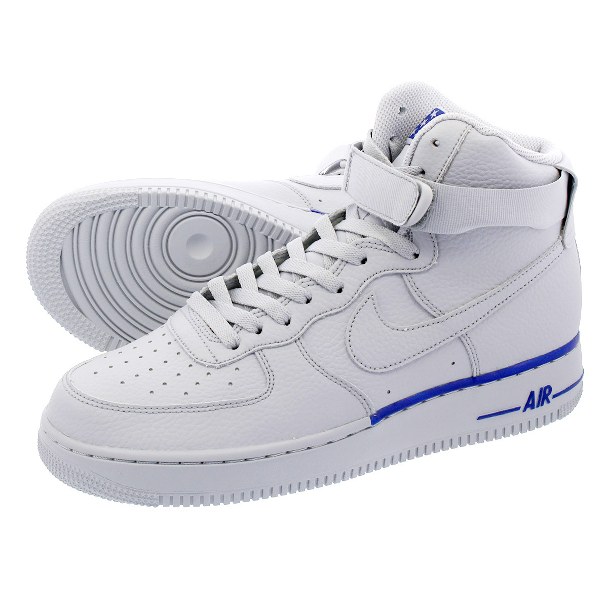 new arrival 7a6ce d2e46 NIKE AIR FORCE 1 HIGH 07 Nike air force 1 high 07 WOLF GREY DEEP ...