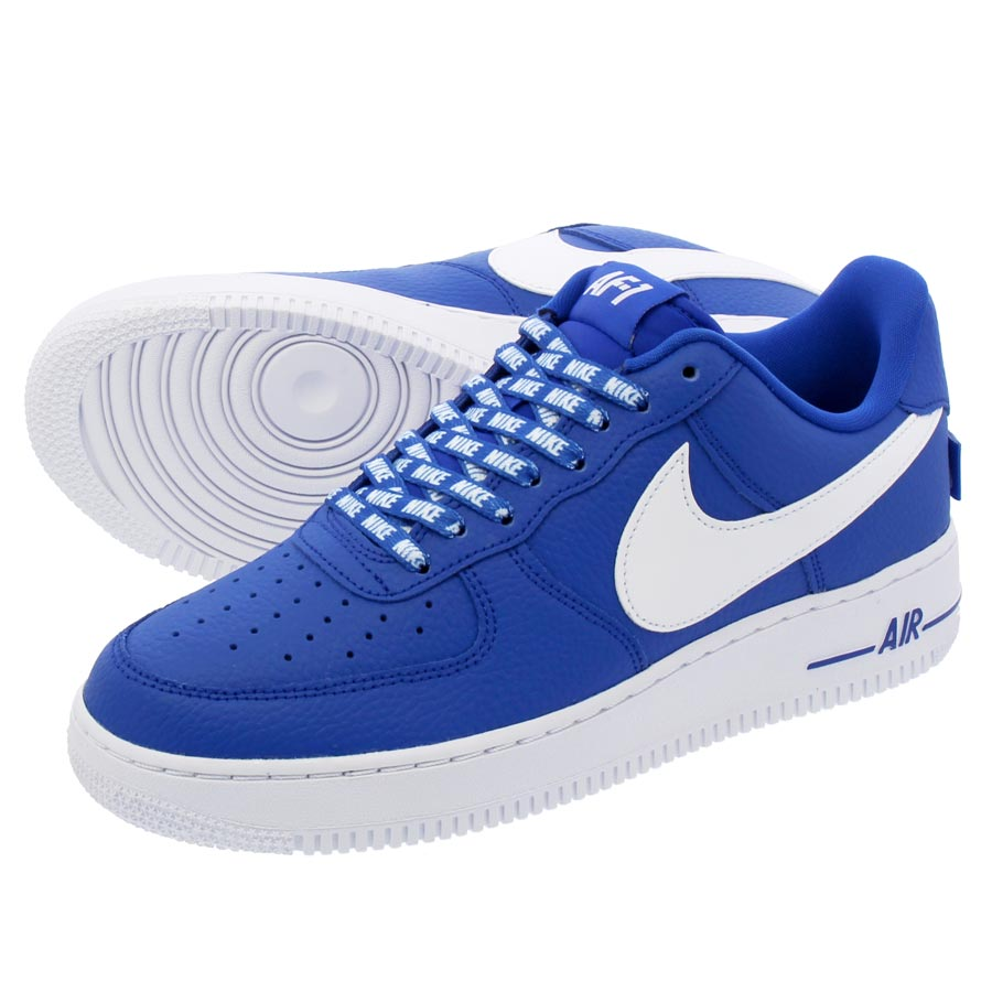 NIKE AIR FORCE 1 '07 LV8 Nike air force 1 '07 LV8 GAME ROYALWHITE 823,511 405