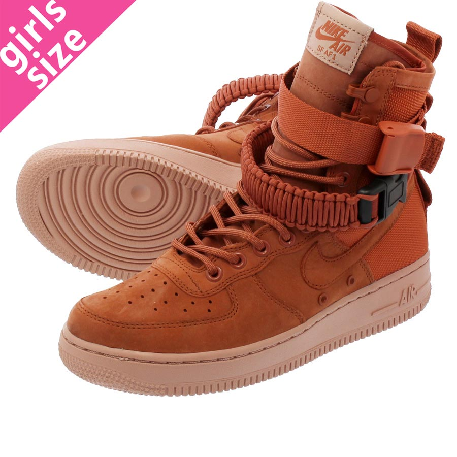 abb48dbe9f0d NIKE WMNS SPECIAL FIELD AIR FORCE 1 Nike women special field air force 1  DUSTY PEACH PARTICLE PINK