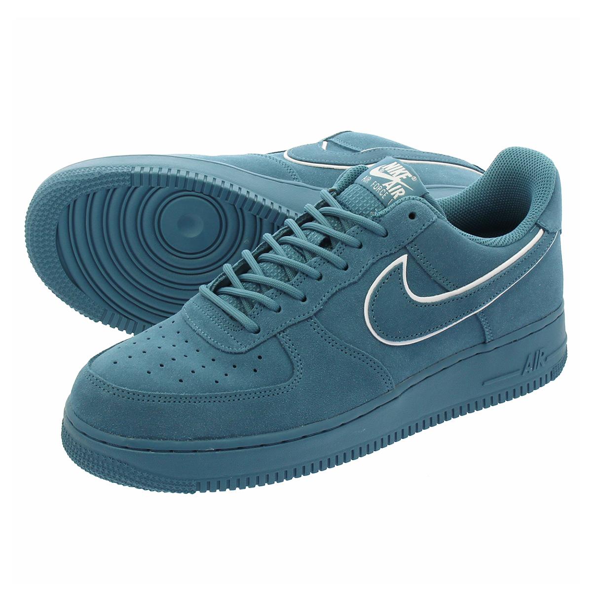 0173c8a985dd2 LOWTEX PLUS  NIKE AIR FORCE 1  07 LV8 SUEDE Nike air force 1  07 LV8 suede  NOISE AQUA BLUE FORCE