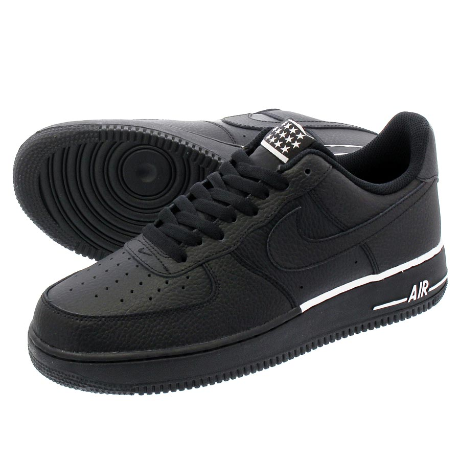 NIKE AIR FORCE 1 '07 ナイキ エア フォース 1 '07 BLACK/BLACK/WHITE aa4083-009