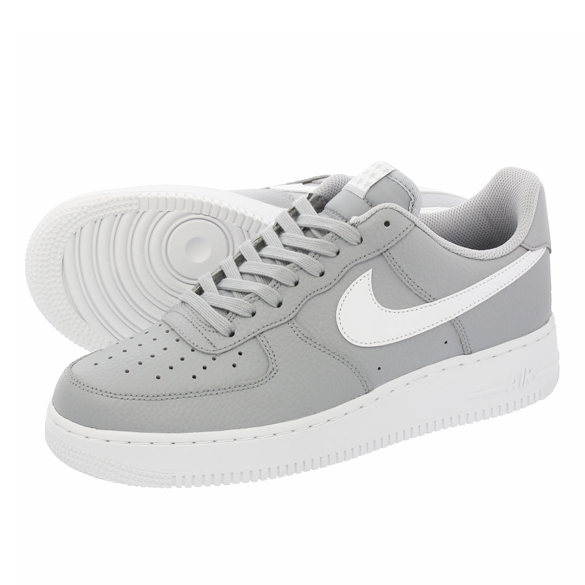 LOWTEX PLUS  NIKE AIR FORCE 1  07 Nike air force 1  07 WOLF GREY WHITE  aa4083-013  080caf35b