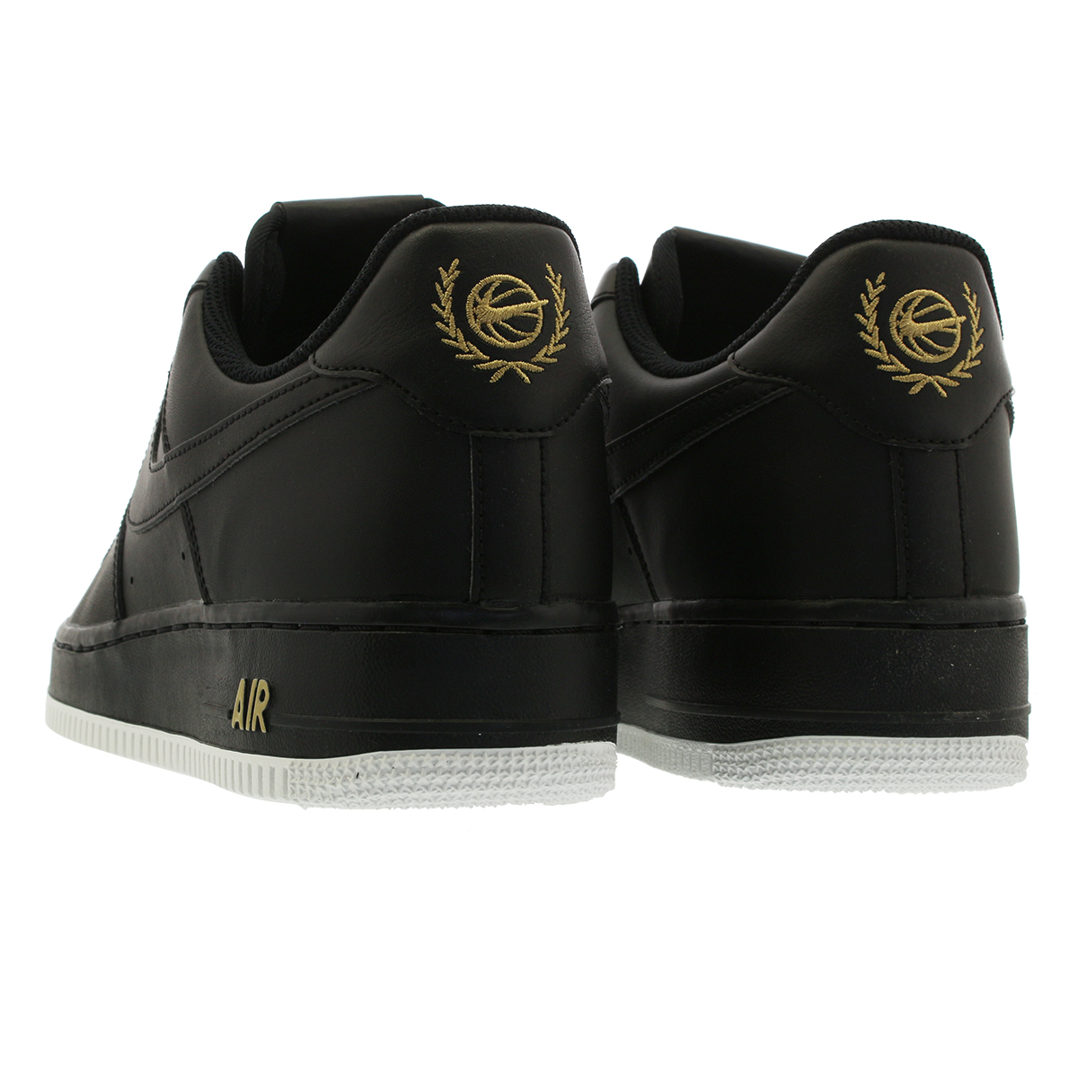 Air Force 1 '07 Nike Blackgoldwhite 8nN0mw