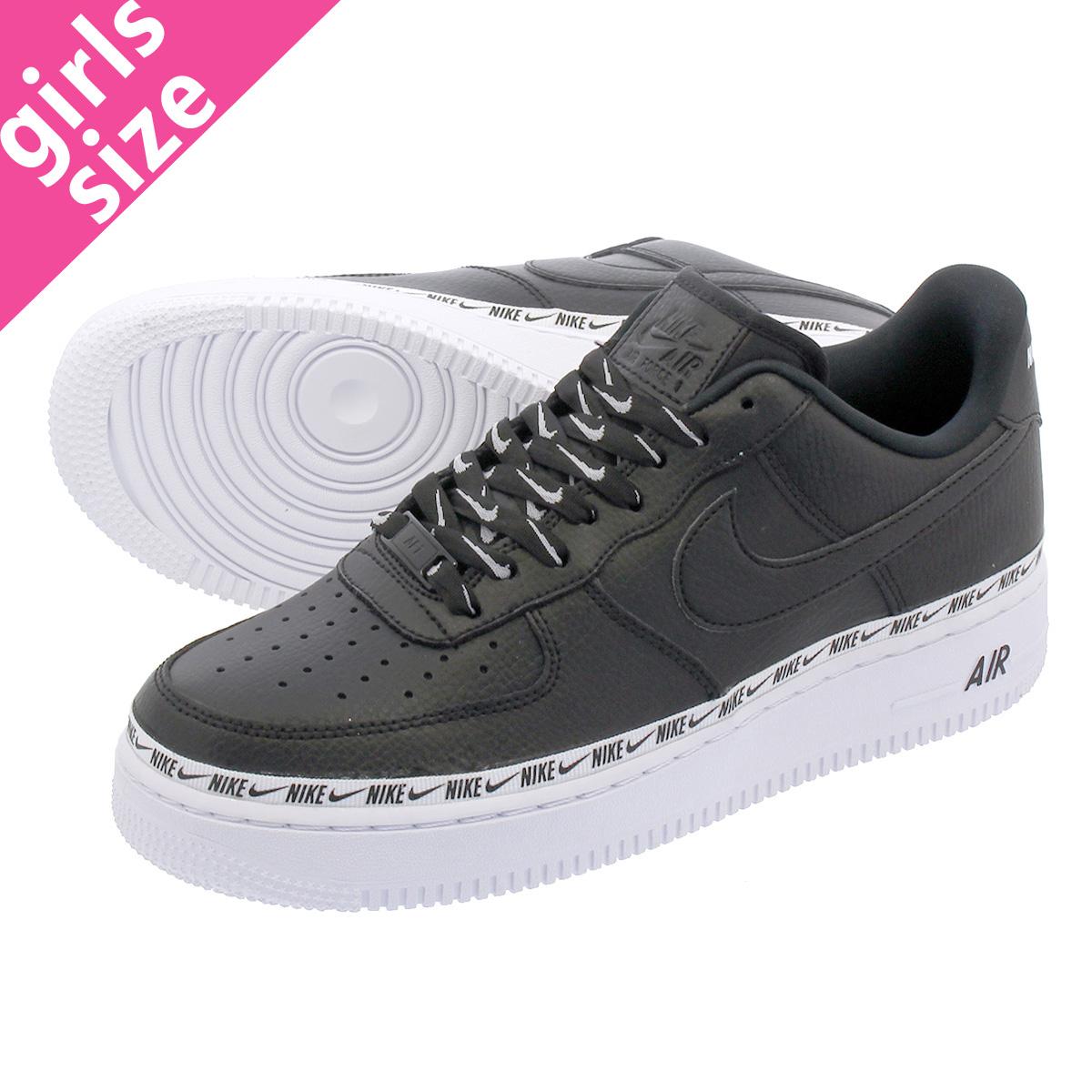 Prm Nike Blackblackwhite '07 Women Air 1 Se Ah6827 Force Wmns 002 5R3LAj4q