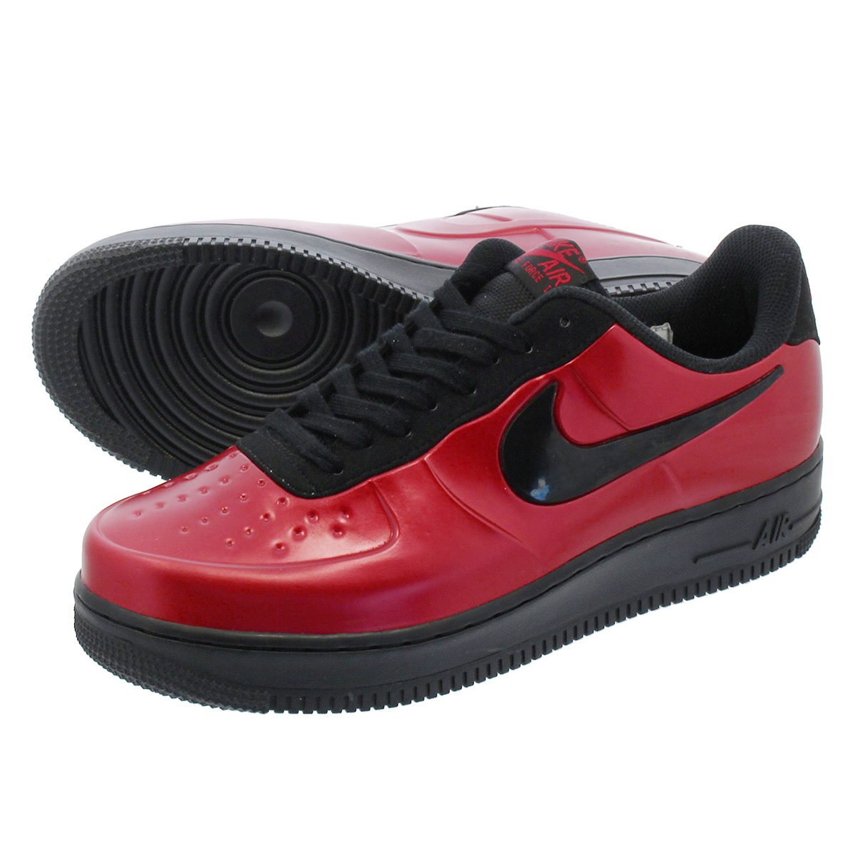 the latest 23a61 9ef80 NIKE AIR FORCE 1 FOAMPOSITE PRO CUP Nike air force 1 フォームポジットプロカップ GYM RED  BLACK aj3664-601