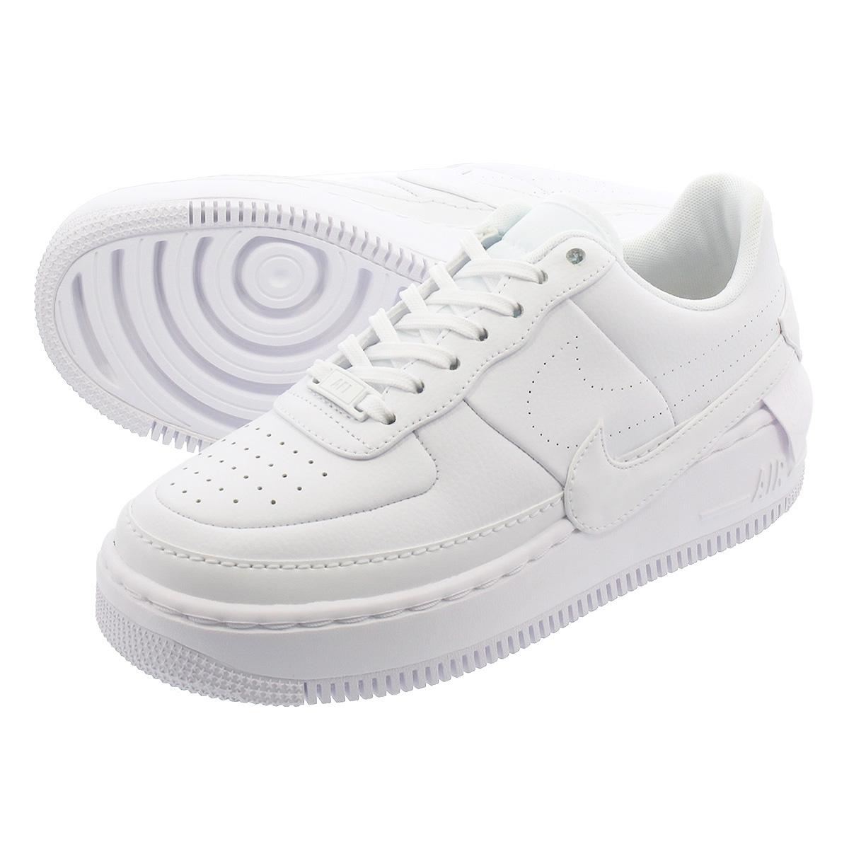 Nike WMNS Air Force 1 Jester XX Triple White black AO1220 101