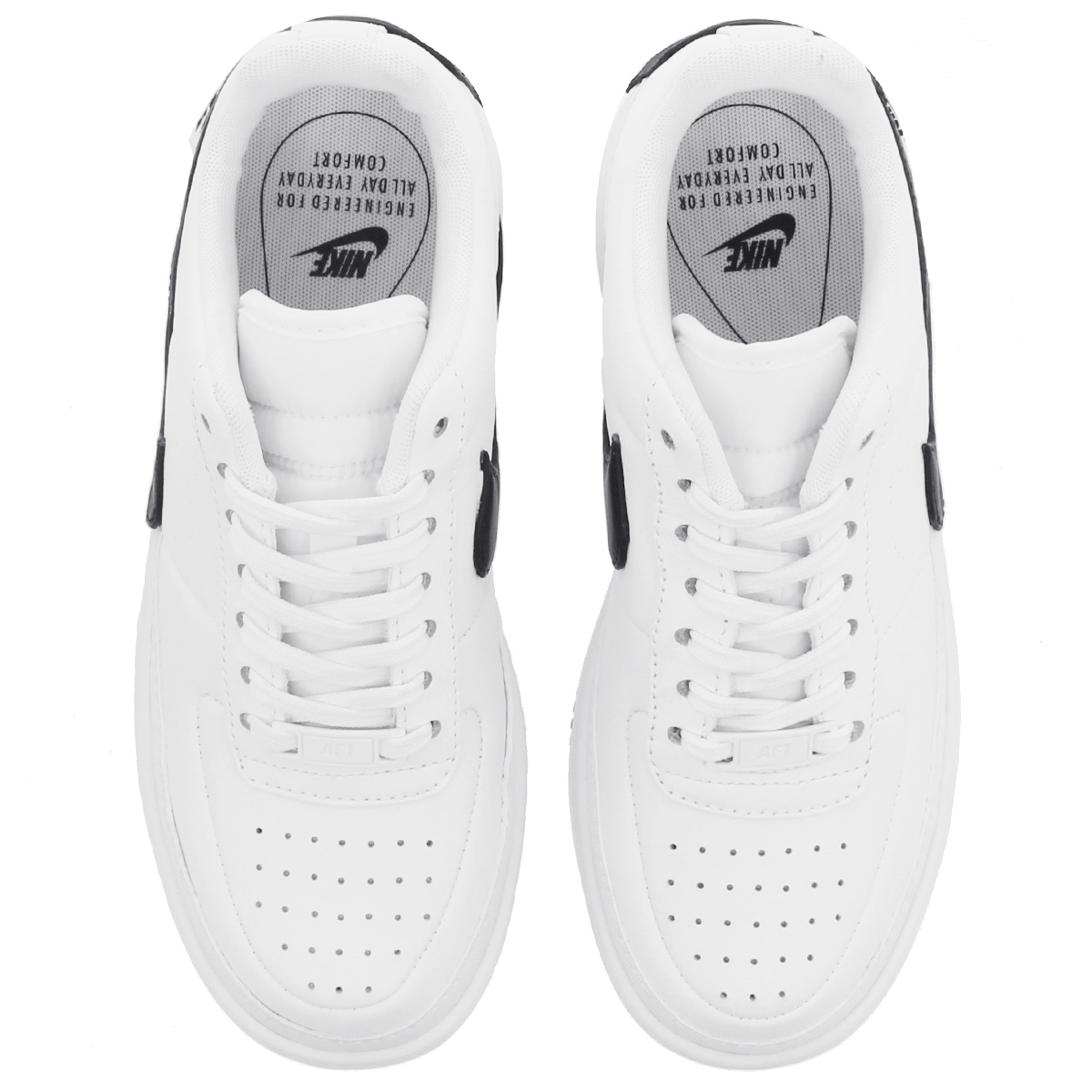 9e14af2a5023ec NIKE WMNS AIR FORCE 1 JESTER XX Nike women air force 1 Jester XX  WHITE BLACK ao1220-102