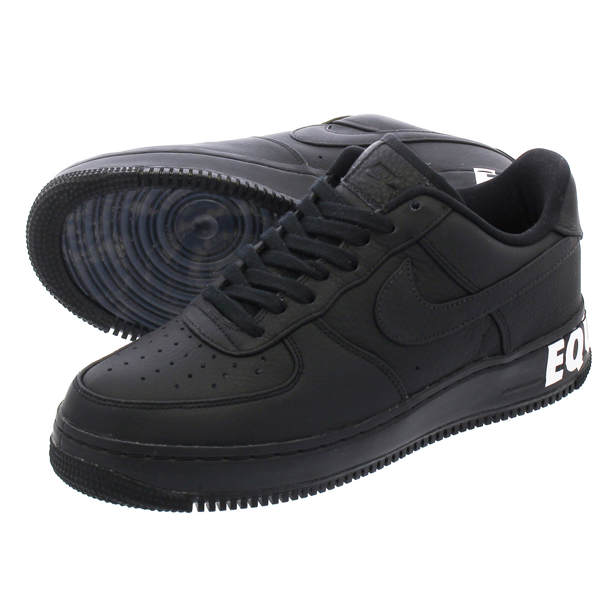 NIKE AIR FORCE 1 CMFT 【EQUALITY】 ナイキ エア フォース 1 コンフォート BLACK/METALLIC GOLD/WHITE aq2125-001
