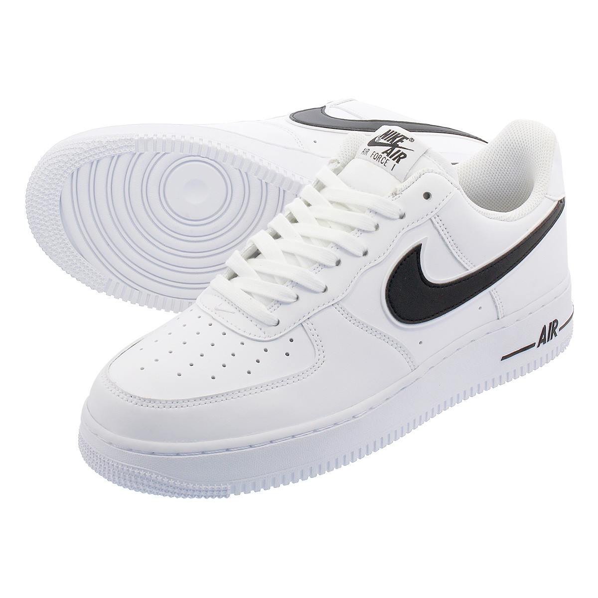 NIKE AIR FORCE 1 '07 ナイキ エア フォース 1 '07 WHITE/BLACK ao2423-101
